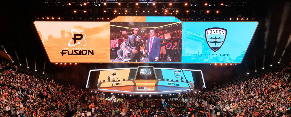 Best plays from Overwatch League 2019