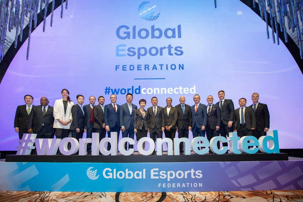 Global Esports Federation launches in Singapore